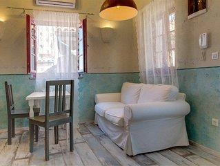 Apartment Il postino with terrace, Wi-Fi, sauna and bikes...