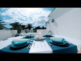terrazza privata, vista mare, complesso curato e tranquillo