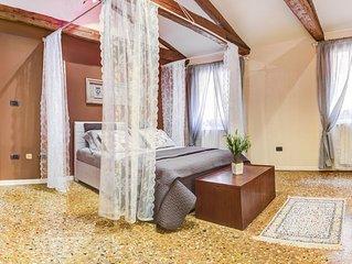 San Marco Venice Apartment 1 - Appartamento per 10persone a Venezia