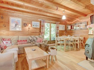 Hidden Gem Of Luxury - perfect chalet.