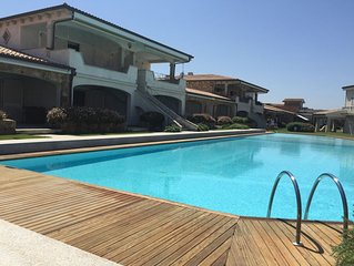 Charme in Sardegna with Swimming Pool e Jacuzzi.