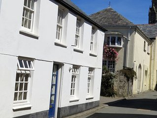 Harmony Cottage, a lovely family-friendly Cornish cottage in a great location