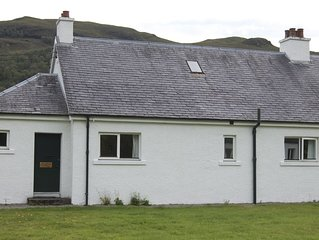 Strathan Cottage,Attadale Holiday Cottages, Attadale, Strathcarron, Ross-shire