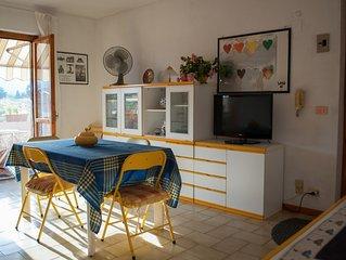 Delizioso appartamento al residence BLUE MARINE.