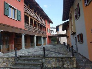 Nuovo appartamento di 80m/2  nel centro di Songavazzo