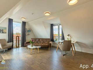 Luxe 5-persoons appartement
