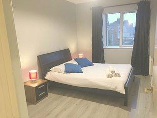 Comfortable apartment next to Dublin Castle