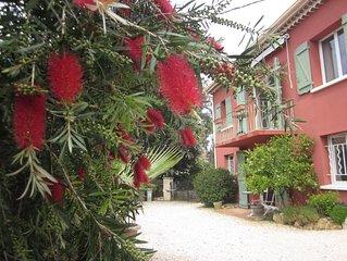 Maison avec jardin, Spa