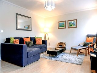 Nice apartment for 2 guests with WIFI, TV and parking