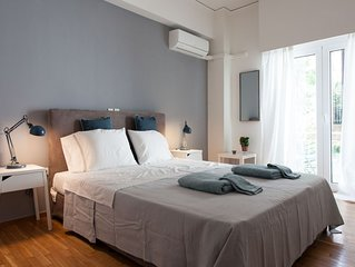 Beautiful 2 bdr apartment 3 min from Acropolis museum