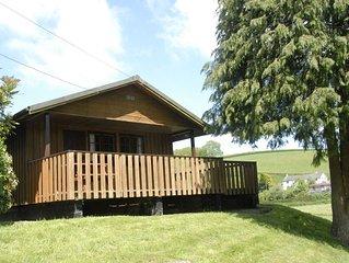 Gorgeous Scandi Style Lodge