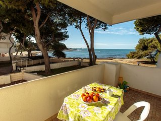 Casa sul mare, Rivabella(Gallipoli), 5+1 p.l.