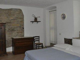 Appartamento Sacrestia in Casolare con piscina