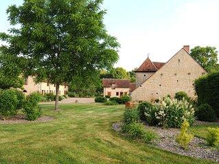 Le Grand Manoir - Domaine de Mivoisin