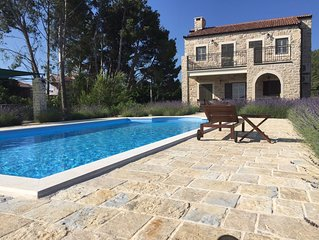 Authentic Croatian Luxury Villa with Pool located on the Island of Pasman,Zadar