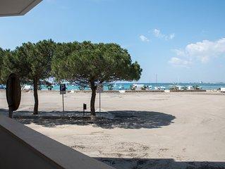 Appartamento vista mare, Porto Cesareo centro, 2 camere letto