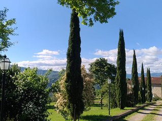 Villa 'Il Moro' near Florence/ Tuscany