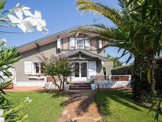 Maison de charme Capbreton-Hossegor Jardin & Piscine Proche mer et village
