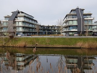 Holiday appartment waterfront-nieuwpoort
