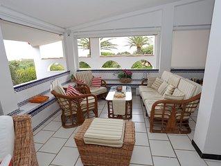 Villa Maria, una piccola isola del relax a due passi dal mare.