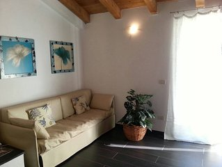 Romantic attic with terrace, conveniently situated to easily reach Cinque Terre