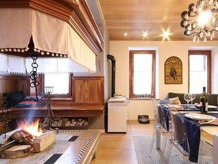 Appartamento El Fogher * CharmingDolomites, ideale per coppie e famiglie.