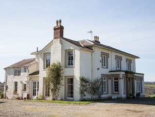 Stunning Georgian Grade 2 Listed property in the Welsh borders