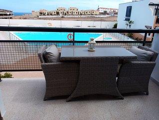 Confortable Apartamento Vistas al Mar'RELOAD', Relax & Sol en Fuerteventura.