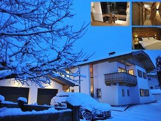 Luxe appartments op toplocatie in Westendorf (ca. 100mtr van de gondel)