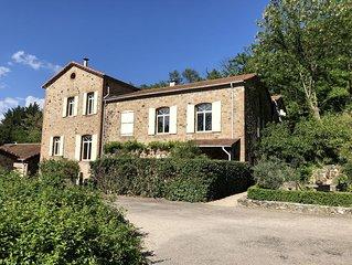 MAISON CITADELLE  - South France  -  Cevennes