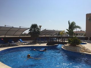 Large Apartment With Shared Pool, In Security Gated Complex