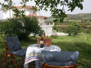Secluded villa between Thessaloniki and Halkidiki