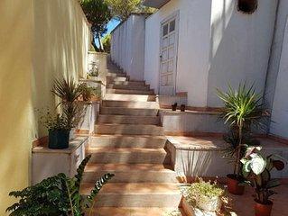 Casamiacasadicharme 2 villa suddivisa in 4 appartamenti vista mare