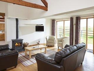 Beautiful detached Cottage in North Devon sleeping 6