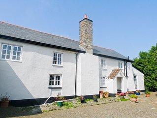 5 bedroom accommodation in Parkham, near Bideford