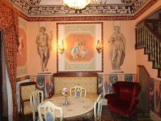Luxury Loft Apartment in center of Catania near Piazza Duomo and Via Etnea