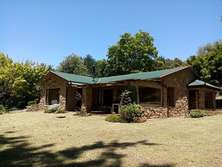 Drakensberg House - Champagne Valley Sleeps 1-8 persons.