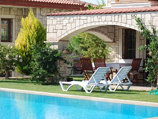 Stone Villa with pool in Surf Paradise Alacati/ Cesme / Izmir, near Ephesus