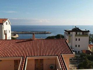 Calagonone: Appartamento panoramico a 50 mt dalle spiagge con vista sul mare!!