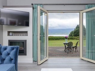 Luxury two bedroom apartment with wonderful sea views 5km from Kenmare