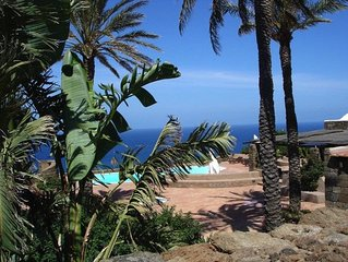 PANTELLERIA EXOTIC DREAM RESORT: A SHIP DECK OVER THE MEDITERREAN SEA