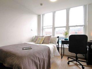 City Centre Apartment  - Apt 10 Lindisfarne - The Bruce Building