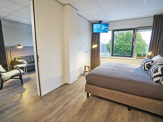 50m2 Two Room Apartment | Near Amsterdam & Schiphol