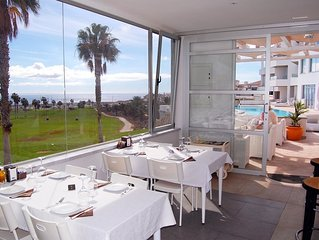 Amarilla Golf Villas - Unit 1 - luxury 3 bed with huge balcony and stunning view