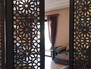 Cosy apartment in central Marrakech