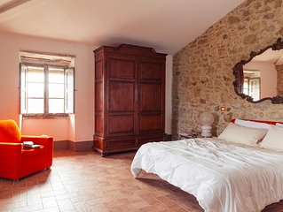 Sangiovese Apartment - Lucignano in the heart of Tuscany