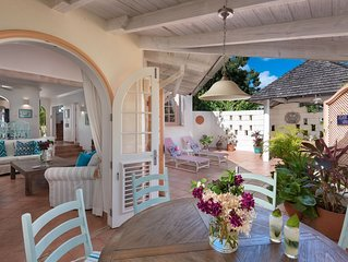 Lovely villa  at Sugar Hill St James Barbados