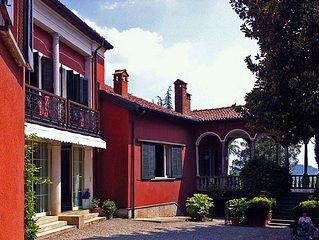 VILLA MAGNOLIA Lago Maggiore