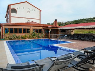 Vila Caska -ap1 - for 6 people- Zrce beach, pool, wifi, air conditioner