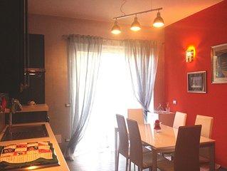 CASA BRUNO Appartamento con giardino privato e parcheggio